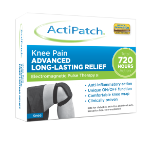 ActiPatch Knee Box 3D 2015 PNG