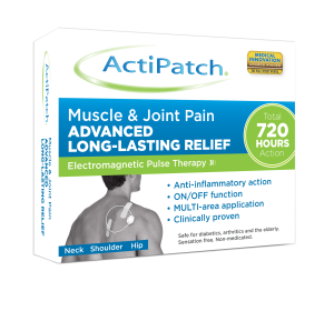 ActiPatch Muscle & Joint Box 3D 2015 PNG